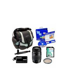 Digital SLR Zoom Kit 55mm (Sony) Version 2 Reviews