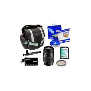 Photo of Digital SLR Zoom Kit 55MM (Sony) Version 2 Digital Camera Accessory