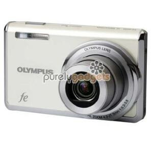Photo of Olympus FE-5020 Digital Camera