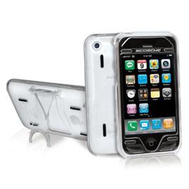 Scosche Kick Back Case Clear iPhone3G/3GS