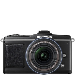 Olympus PEN E-P2 with 14-42mm lens Reviews