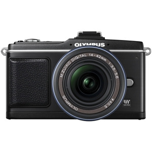 Photo of Olympus PEN E-P2 With 14-42MM Lens Digital Camera
