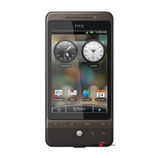 Clear-Coat HTC Hero A6262 Full Body Protection