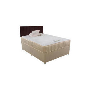 Photo of Thermaluxe 600 Pocket Spring Double 4DRW Divan Set Bedding