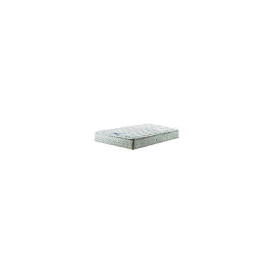 Silentnight Miracoil 3-Zone Pillowtop Honolulu 5Ft Mattress