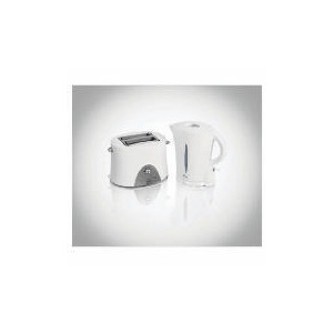 Photo of Swan White Kettle & Toaster Pack Kitchen Appliance