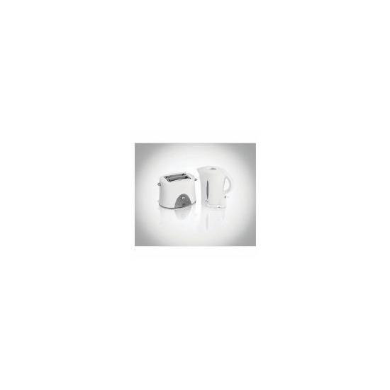 Swan White Kettle & Toaster Pack