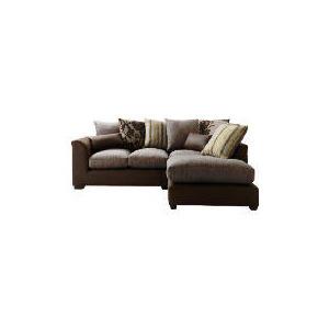 Photo of Hampstead Right Hand Facing Corner Unit, Chocolate Furniture