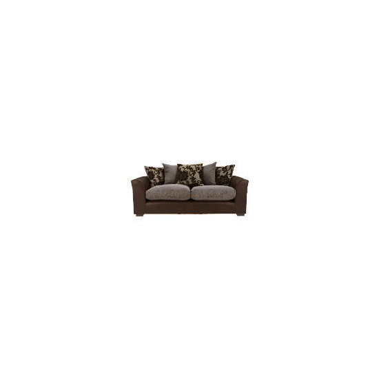 Hampstead Large Sofa - Chocolate