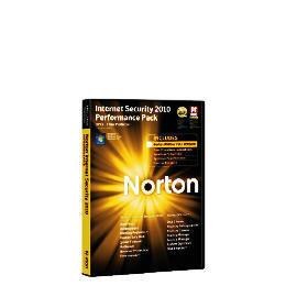 Norton Internet Security Performance Pack 3 user 2010 & Norton Utilities Reviews