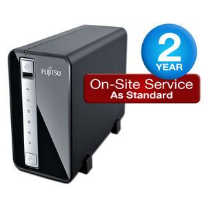 Photo of Fujitsu CELVIN Q700 NAS 2-Bay  Server
