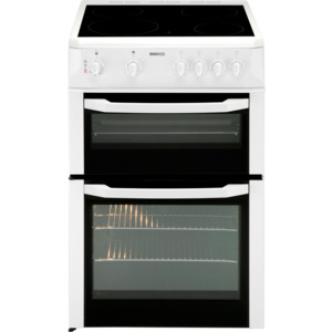 Photo of Beko BDCC640W Cooker