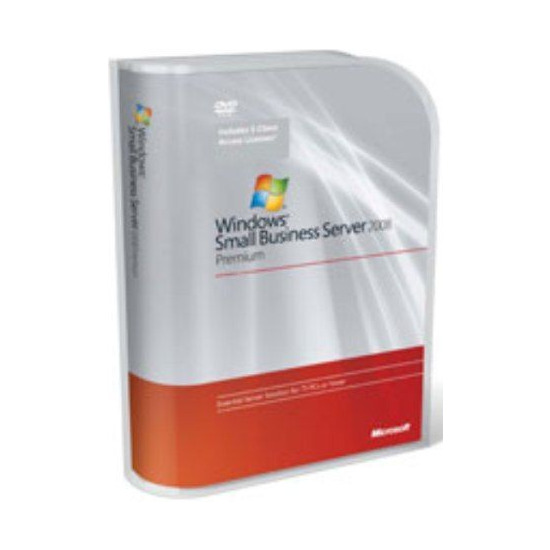 Microsoft  Business Server (SP2, EN, 5 Client, DVD)