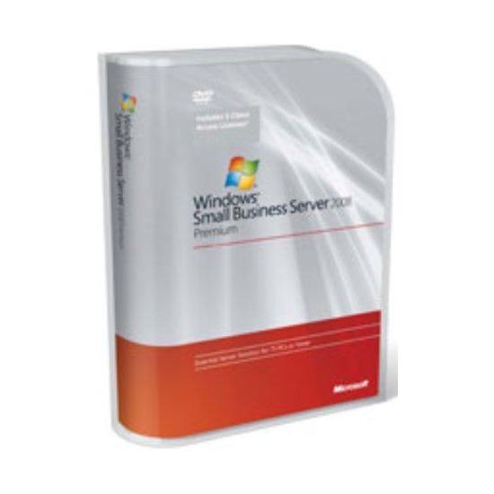 Microsoft  Business Server (SP2, EN, 5 Client, DVD)