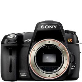 Sony Alpha DSLR-A450 (Body Only) Reviews