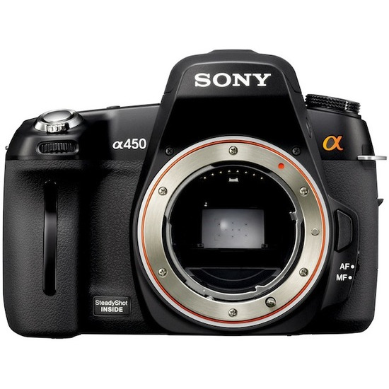 Sony Alpha DSLR-A450 (Body Only)