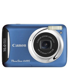 Canon Powershot A495 Reviews