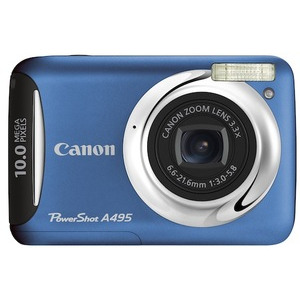Photo of Canon Powershot A495 Digital Camera
