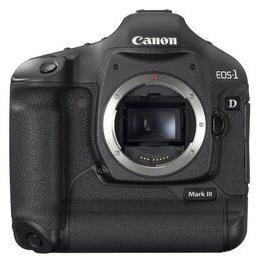 Canon EOS 1D Mark III (Body Only) Reviews