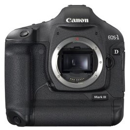 Canon EOS 1D Mark III (Body Only) Reviews