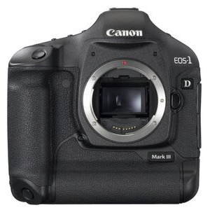 Photo of Canon EOS 1D Mark III (Body Only) Digital Camera