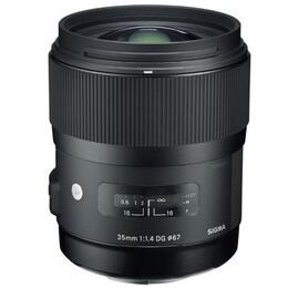 Sigma 35mm f/1.4 A DG HSM A Lens for Canon AF Reviews