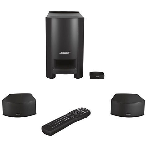 bose cinemate gs ii 2 1 surround sound reviews prices and. Black Bedroom Furniture Sets. Home Design Ideas