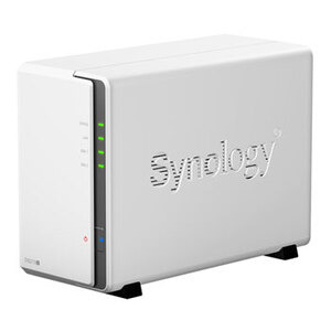 Photo of Synology DS213J 2-Bay NAS Network Storage