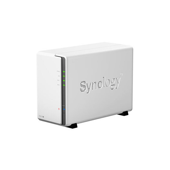 Synology DS213J 2-bay NAS