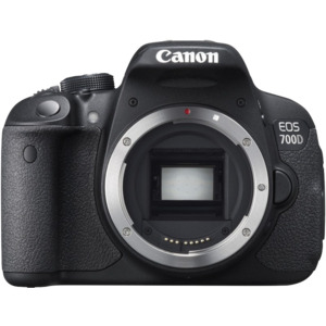 Photo of Canon EOS 700D - Body Only Digital Camera
