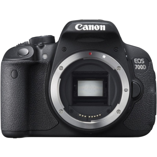 Canon EOS 700D - Body Only