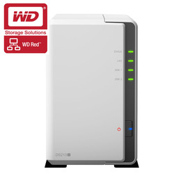 Synology DS213J 4TB 2 Bay Nas Reviews
