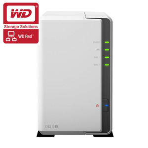 Photo of Synology DS213J/6TB Network Storage