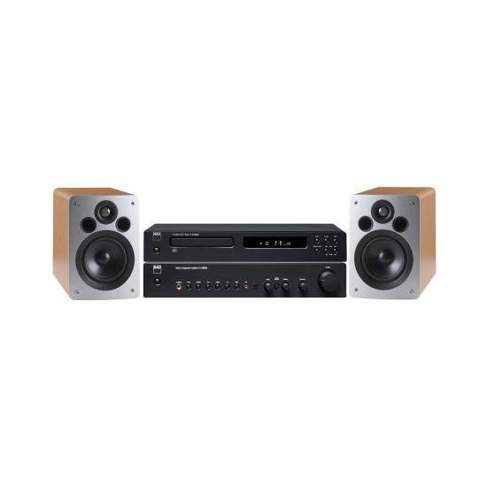 NAD C515BEE CD & C315BEE Amp & Q Acoustics 1020