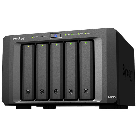 Synology Ds1513+ 5-Bay