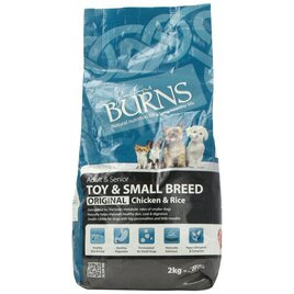 Burns Toy & Small Breed - Chicken & Rice Reviews