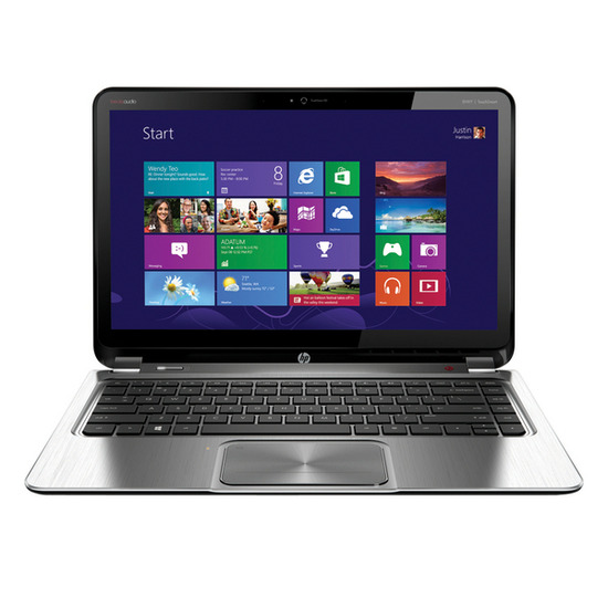 HP ENVY TouchSmart 14 Sleekbook 4-1203sa