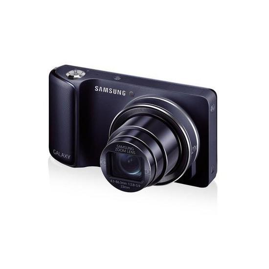 Samsung Galaxy Wi-Fi Camera EK-GC110ZWABTU