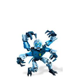 Lego Ben 10 Alien Force - Spidermonkey 8409 Reviews