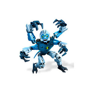 Photo of Lego Ben 10 Alien Force - Spidermonkey 8409 Toy
