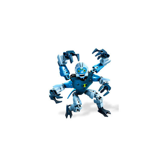 Lego Ben 10 Alien Force - Spidermonkey 8409