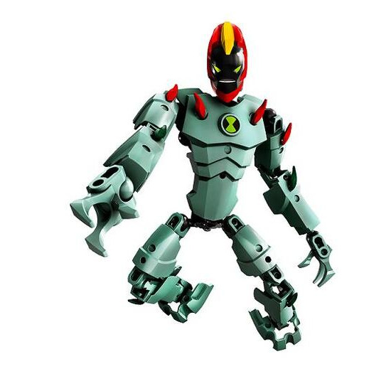 Lego Ben 10 Alien Force - Swampfire