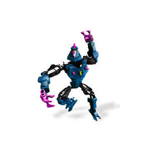 Photo of Lego Ben 10 Alien Force - Chromastone 8411 Toy