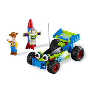 Photo of Woody and Buzz To The Rescue Toy