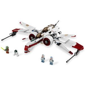 Photo of Lego Star Wars - ARC-170 Starfighter 8088 Toy