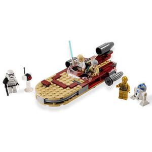 Photo of Lego Star Wars - Luke's Landspeeder 8092 Toy