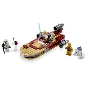Photo of Lego Star Wars - Luke's Landspeeder 8092 Toy