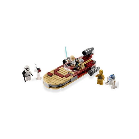 Lego Star Wars - Luke's Landspeeder 8092