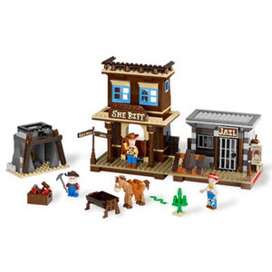 Photo of Lego Toy Story - Woody's Roundup! 7594 Toy