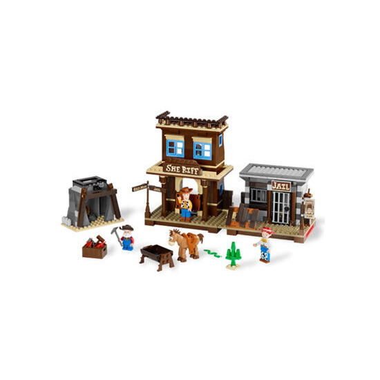 Lego Toy Story - Woody's Roundup! 7594